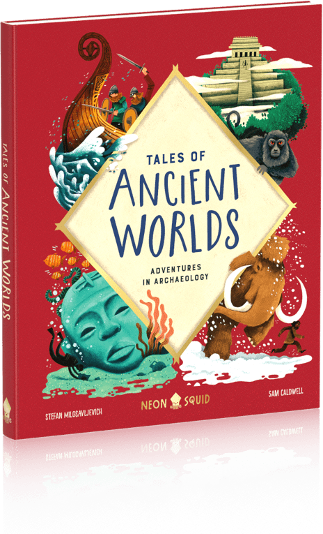 Tales of Ancient Worlds Book Cover