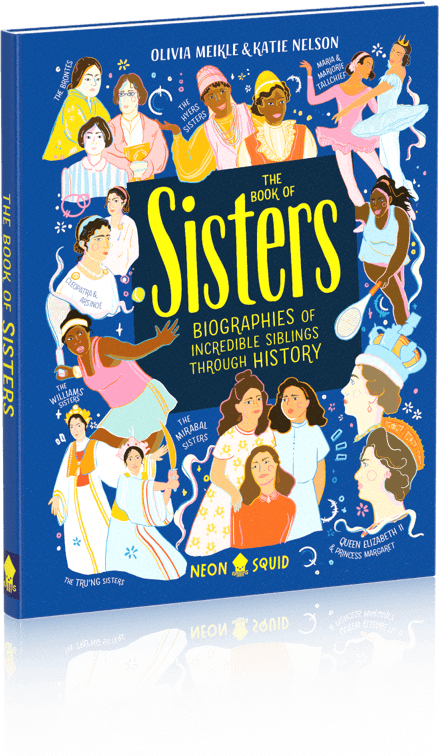 The Book of Sisters Book Cover